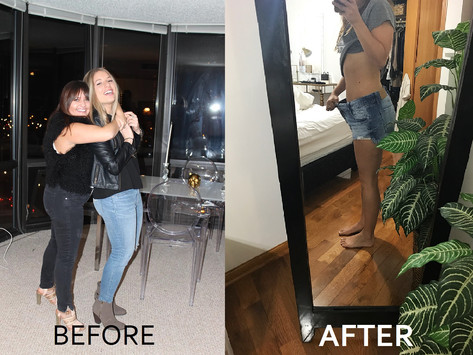 How I Lost 30 Pounds Doing Insanity