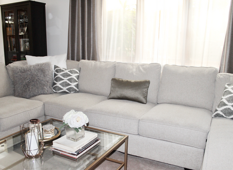 Home Remodel: Living Room