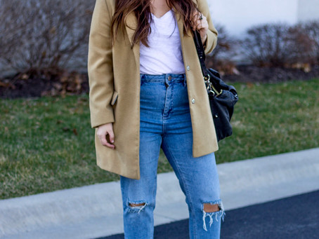 The Best Spring Transition Coat