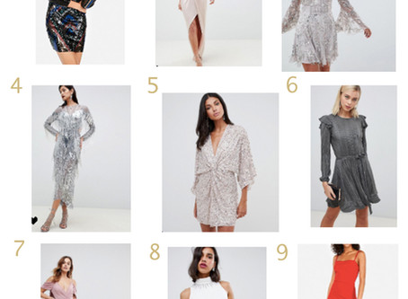 Ela's Gift Guide: Holiday Dresses