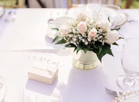 What I DIY'd For My Wedding