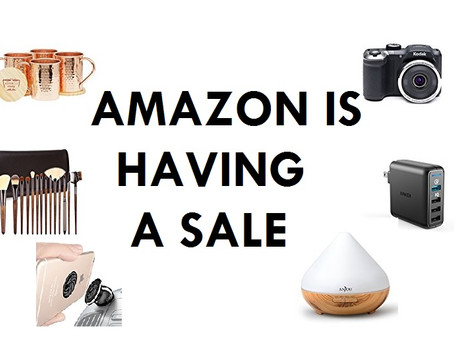 My Amazon Prime Day Wish List