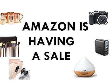 My Amazon Prime Day Wish List