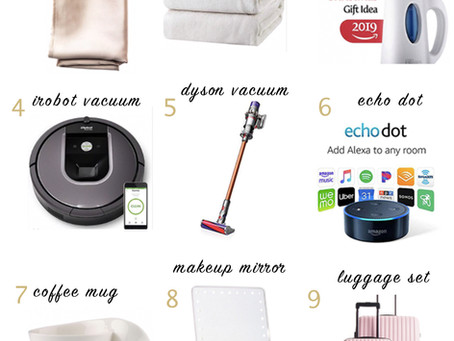 Ela's Gift Guide: Home