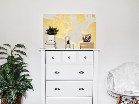 How I Survived Moving Back Home/ My Bedroom Decor