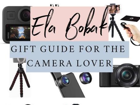 Camera Gift Guide