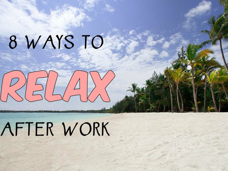 How to Unwind After a Stressful Day