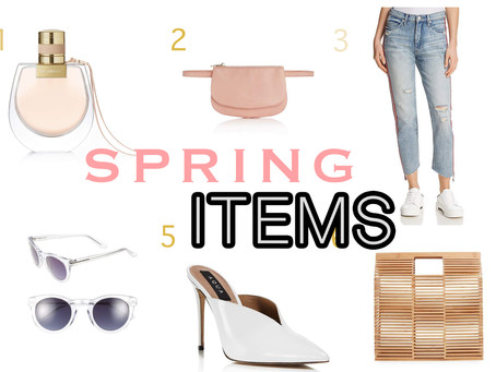 Spring Must Haves for Under $100