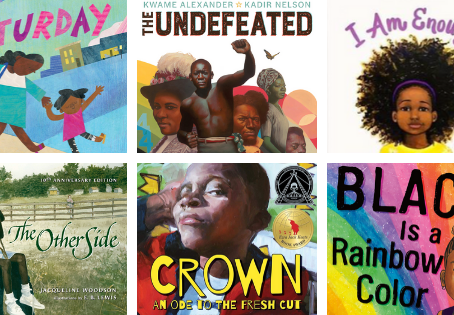Talking to Children about Race & Racism: Children's books and resources to start the conversation