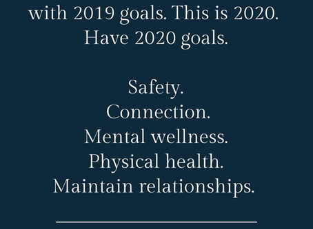Finding time to create in 2020