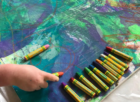 What is process art? Let's dispel some of the myths.