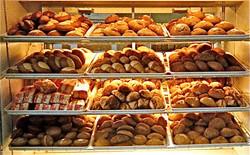 Guatemalan bread baked fresh daily
