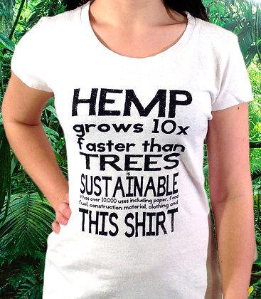 Hemp is Sustainable