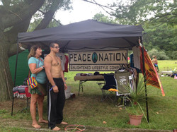 healing at peace nation booth