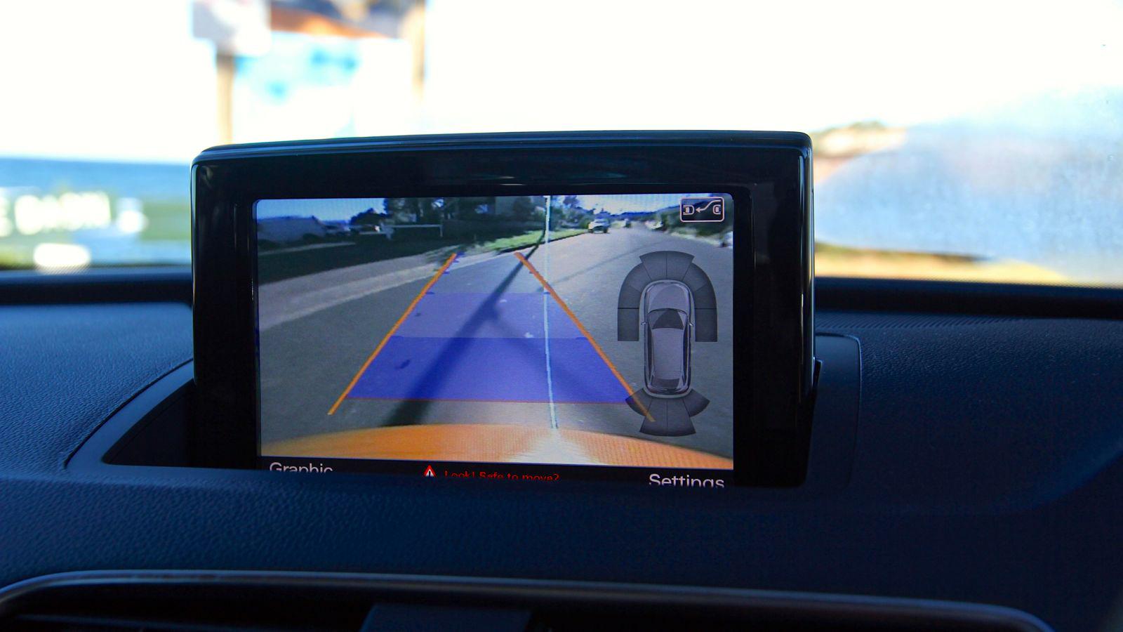 main | Portfolio Audi Q3 GPS Navigation Upgrade