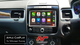 Volkswagen Touareg 7P- Update on CarPlay / Android Auto