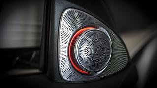 Mercedes Benz - Burmester style Tweeter upgrade