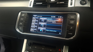 Newest update on the Apple CarPlay & Android Auto Integration for Land Rover / Range Rover