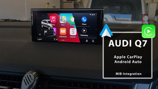 Smartphone Integration package - for Audi Q7 4M