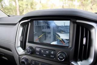 Caravan / Horse Float Camera Integration for Holden Colorado / Trailblazers