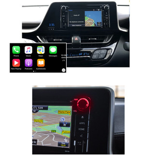 Apple CarPlay for Toyota - few vehicles have been added to compatible pool