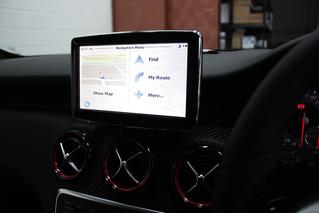 """Mercedes Benz - 8"""" Smart Touch screen"""