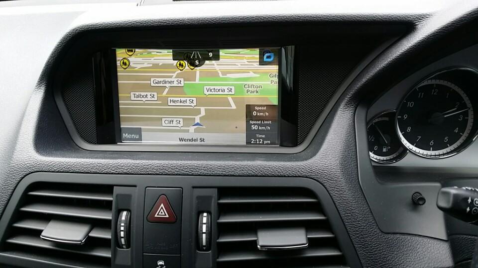 main | Mercedes Benz Audio 20 GPS Navigation