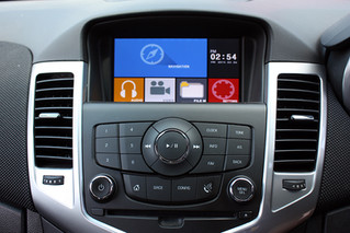 Holden JH-II Cruze. MyLink Integrated Sat Nav + Multimedia Player - Our suggestion of Ultimate In-Ca