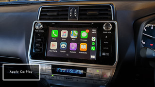 Toyota Prado & Kluger - Apple CarPlay & Android Auto Integration #2