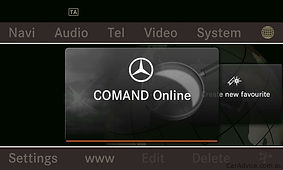 main | Benz W204 W212 W164 Android Auto upgrade