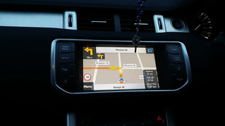 Display the most accurate and fast map on screen - Sat Navigation system for Range Rover Evoque Pure