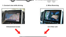 Caravan Camera Integration - For Ford F150, F250 and F350