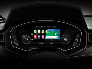 Apple CarPlay & Android Auto upgrade, for Audi TT with digital Cockpit display