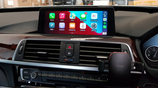 BMW iDrive iD5 / iD6 - CarPlay activation / Full screen update service