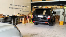 L320 Range Rover Sport - Diagnosis & Repair service