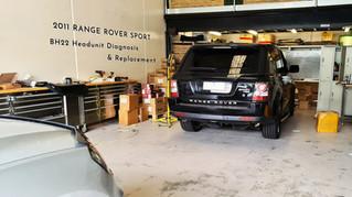 L320 Range Rover Sport - Diagnosis & Repair service