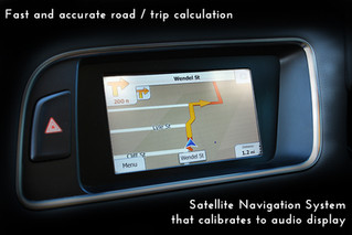 Meet the Audi Navigation system of ours - 1