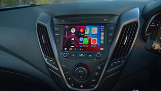 Apple CarPlay & Android Auto upgrade - for Hyundai Veloster