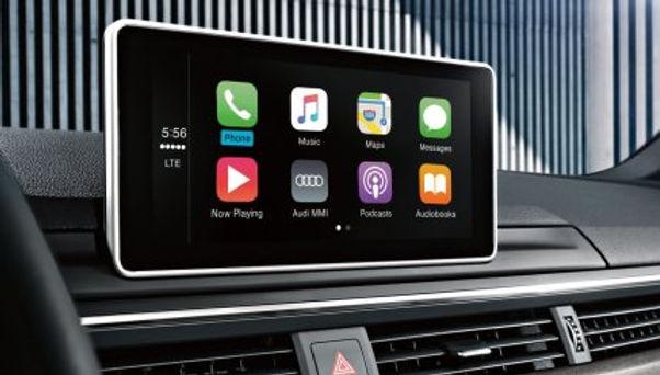 Apple Carplay Retrofit Upgrade Is Available Older Audi Vehicles