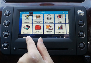 Say good bye to outdated & unsupported Navigation, say Hello to Factory Retrofit Sat Nav for Mas