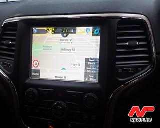 Jeep Grand Cherokee Laredo and BlackHawk - Top class Family SUVs, power it up with GPS Navigation -