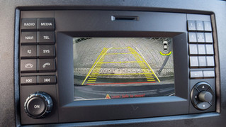 Mercedes Benz Sprinter - Equipment upgrade for Audio15 with GPS NAV, Camera and more.