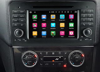 Android Tech 1UP! for your Mercedes Benz, ML and GL Classes