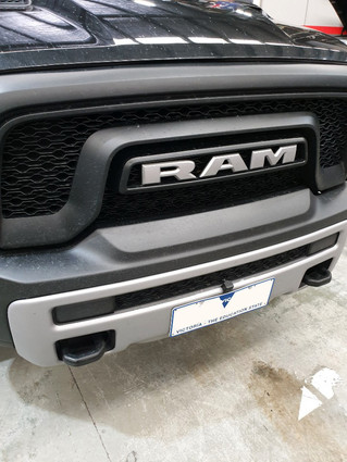 Dodge RAM - AUS / NZ Street map with Offroad Map retrofit package is now available