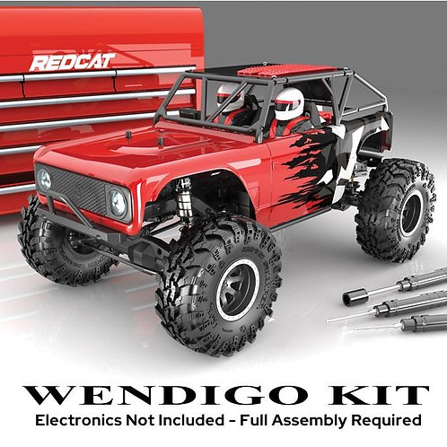Wendigo Kit - Full Assembly Required