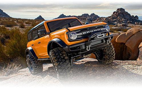 2021 Ford Bronco TRX-4 1/10 Crawler