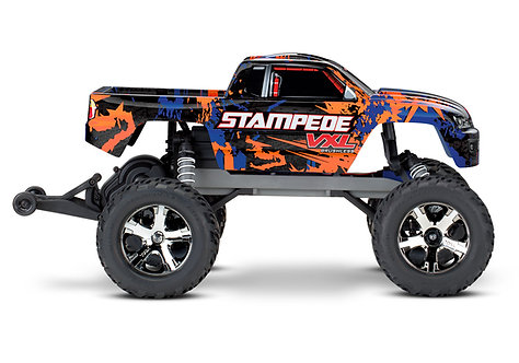 Stampede VXL 2wd 65+mph 1/10