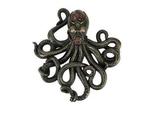 Rebreather Octopus Wall Hanging