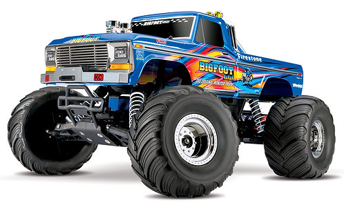 Bigfoot Classic 2wd 30+mph 1/10