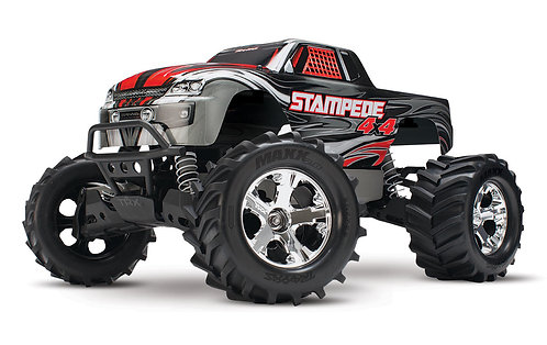 Stampede 4x4 Brushed 4wd 30+mph 1/10